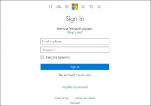 Hotmail sign up, Hotmail sign in tips