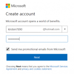 hotmail-sign-up-username-password