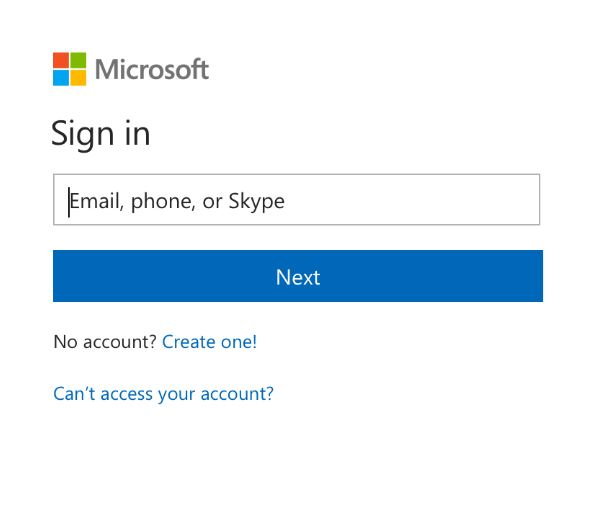 no-account-create-one-hotmail